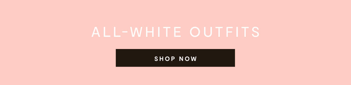 All-White Outfits