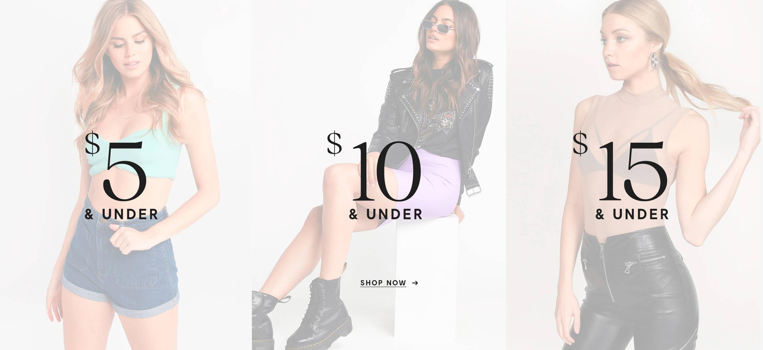 d7edbf9c6 Tobi - Online Shopping Website for Women