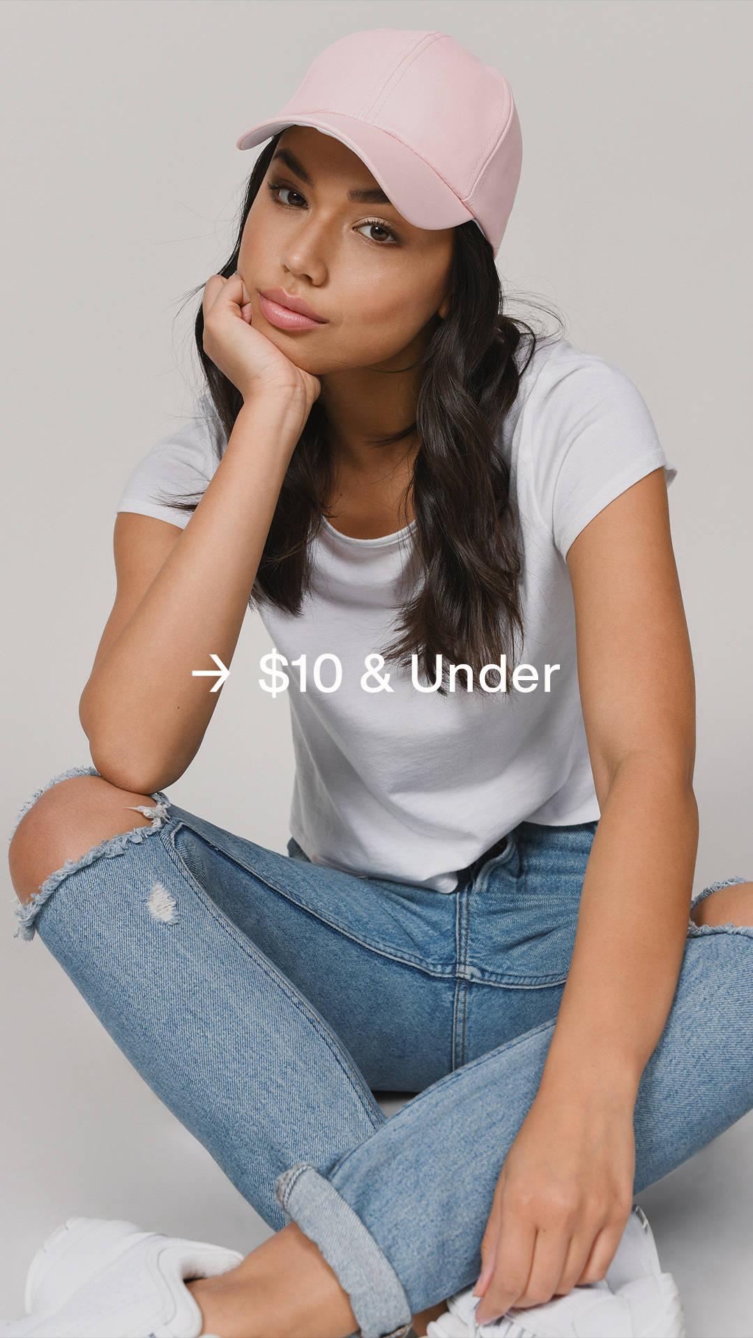 $10 & Under