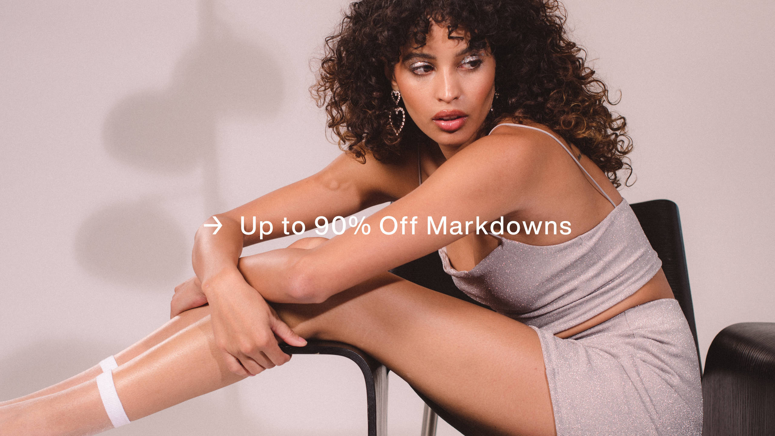 Up to 90% Off Markdowns