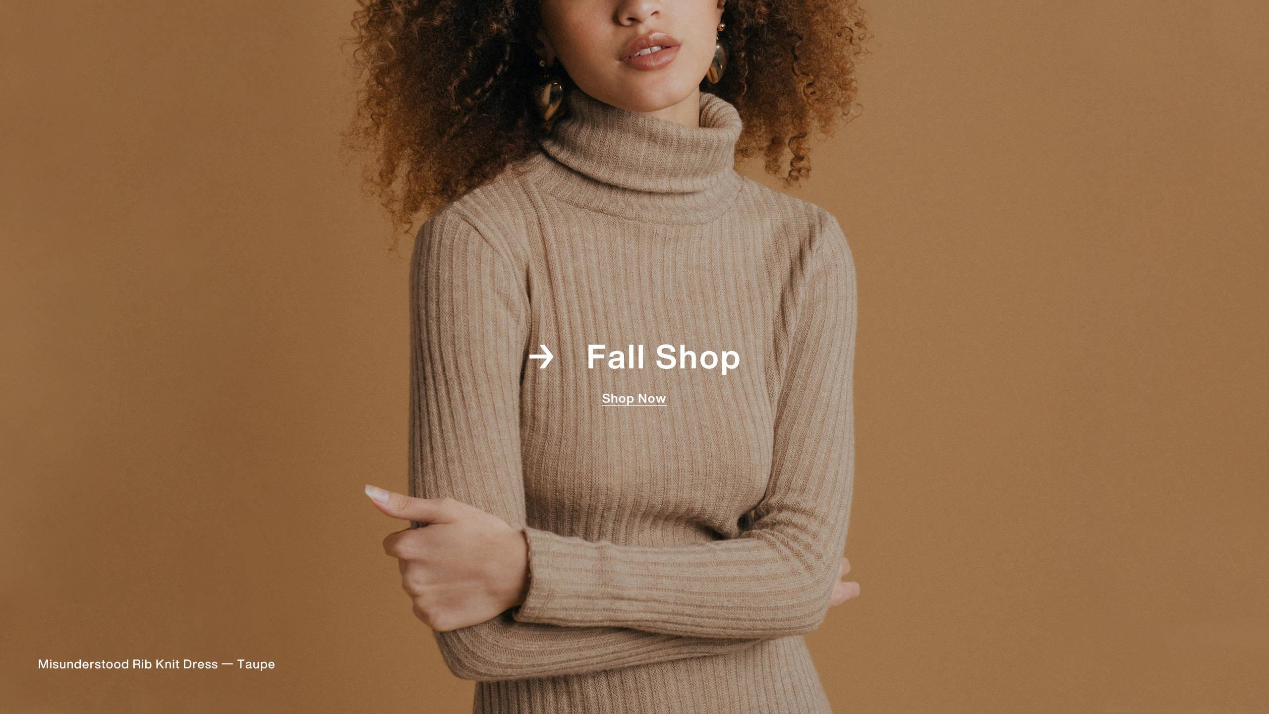 Fall Shop