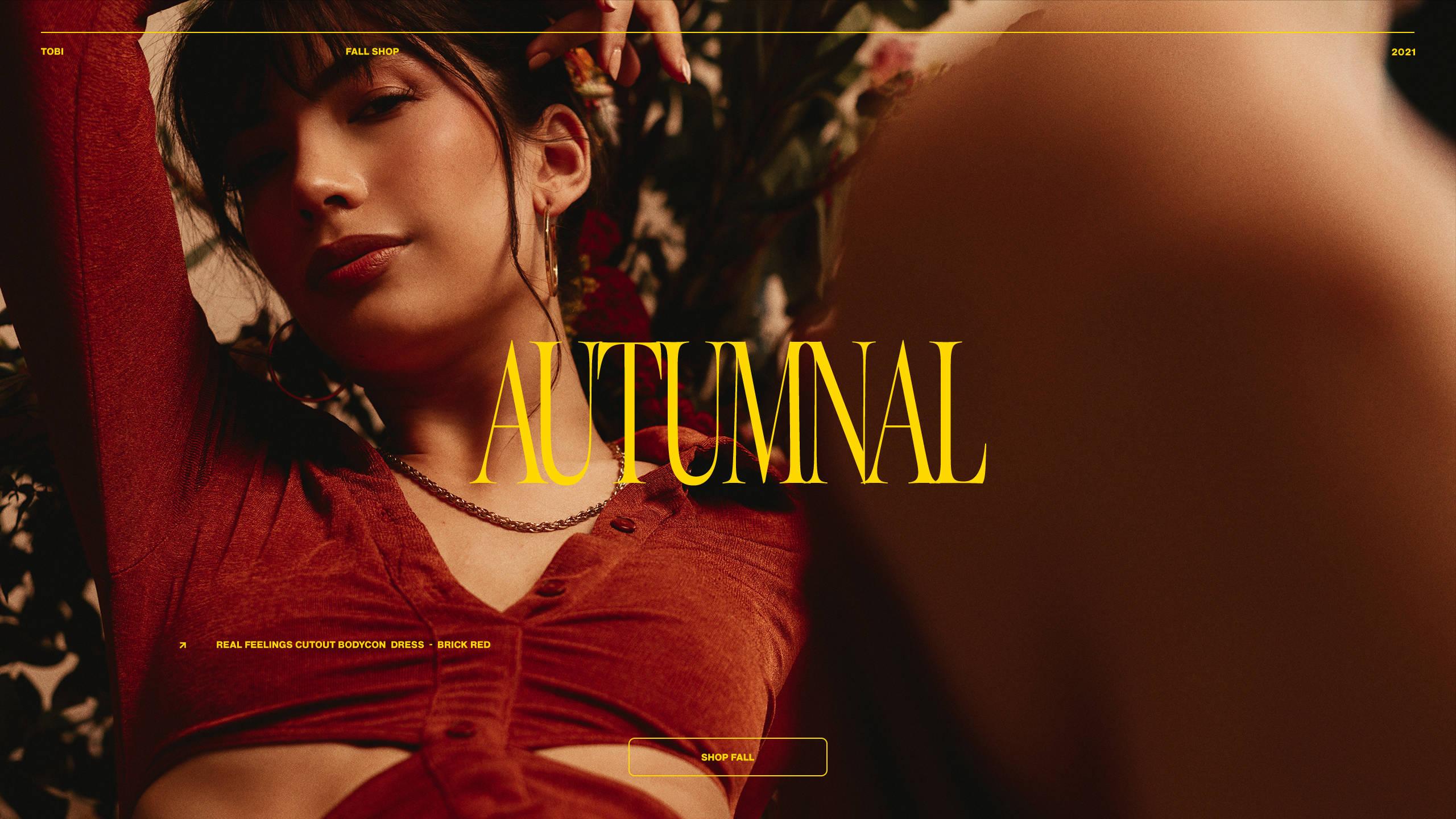 Fall Shop: Autumnal