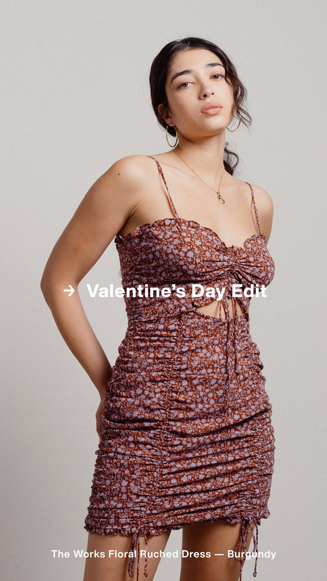 Valentines Day Edit - For your zoom dinner date.