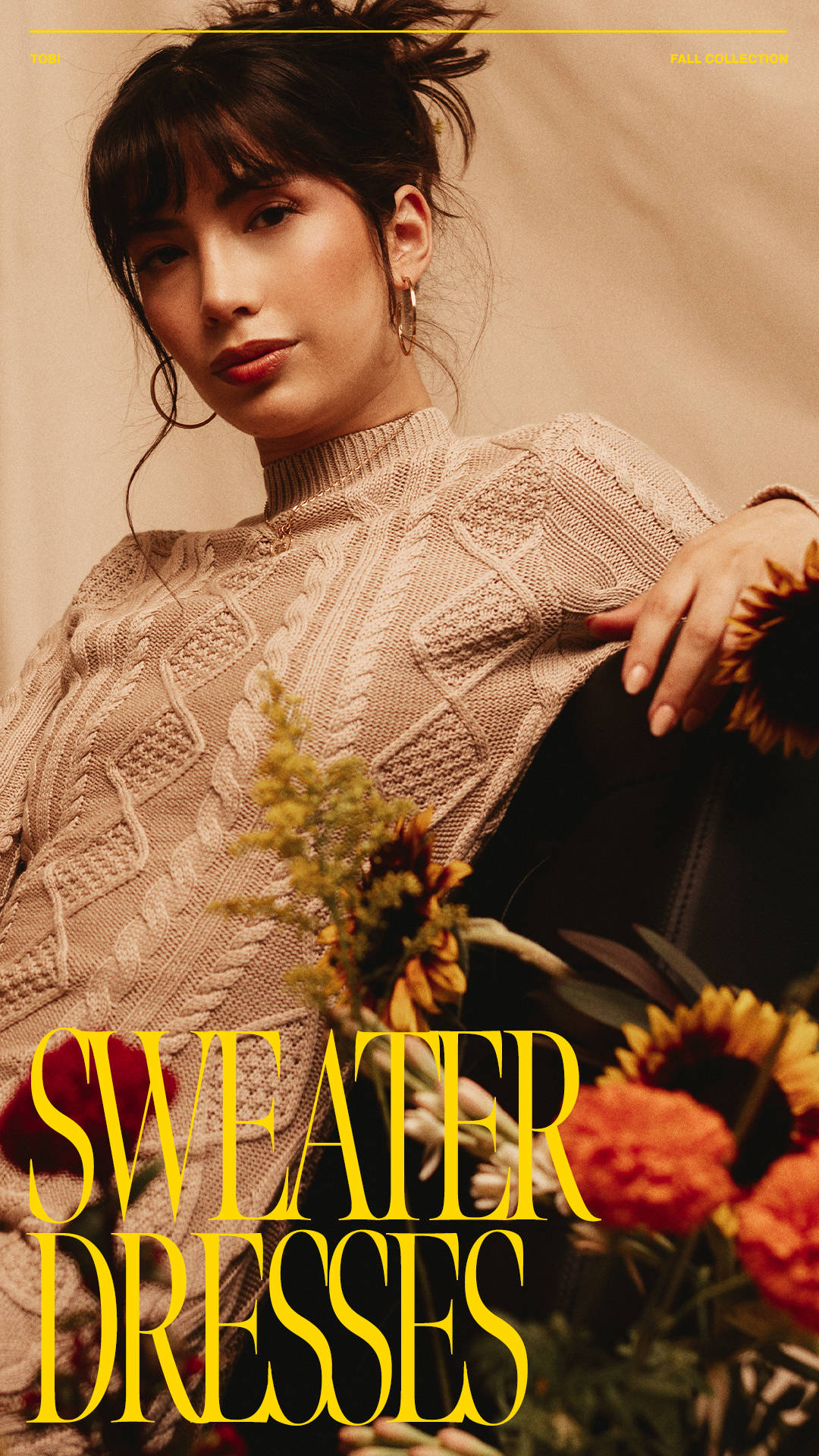 Sweater Dresses: Cozy Chic