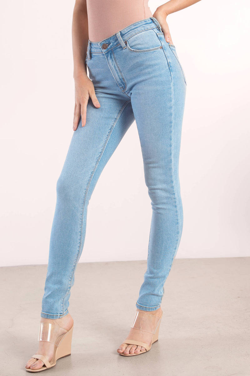 Res Denim Kitty 76 Vintage Skinny Jeans - $100.00   Tobi