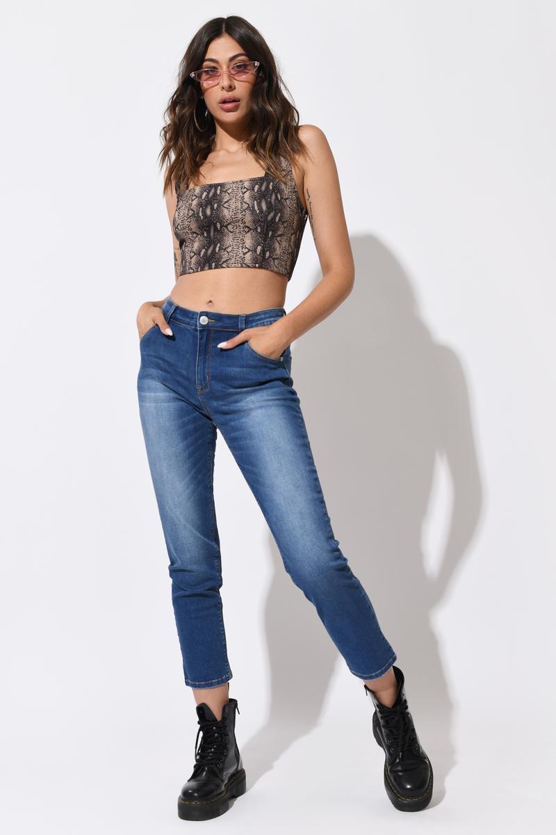 RES Denim Sia 76 Vintage Girlfriend Jeans