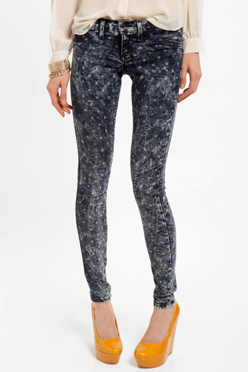 Dots So Cool Skinny Jeans