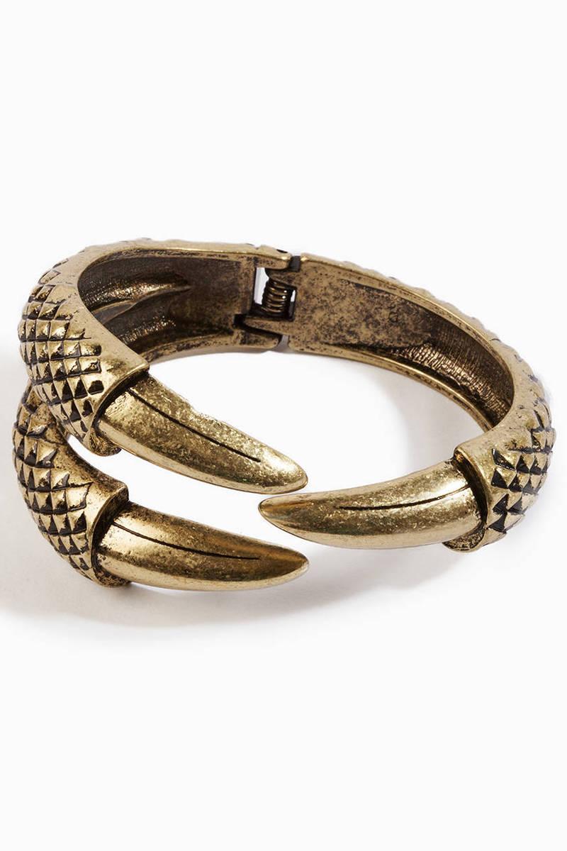 Dragon Claw Bracelet