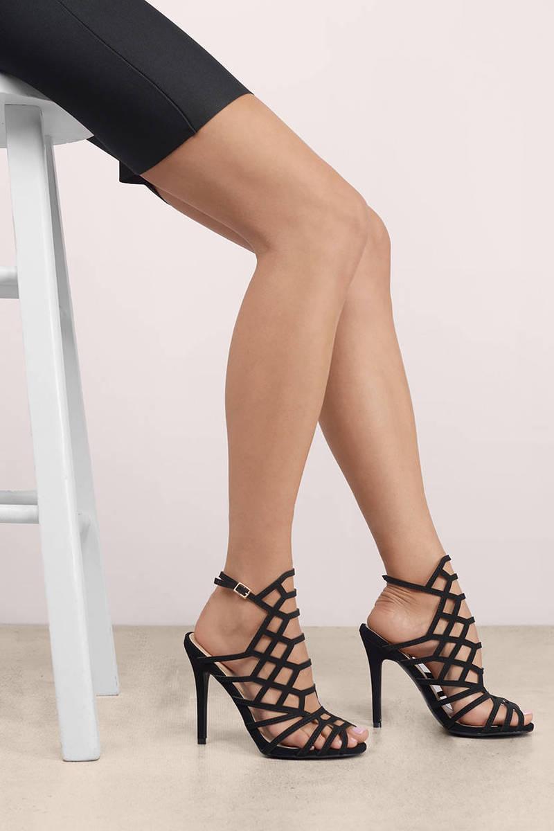 Ara Black  Stiletto Heels