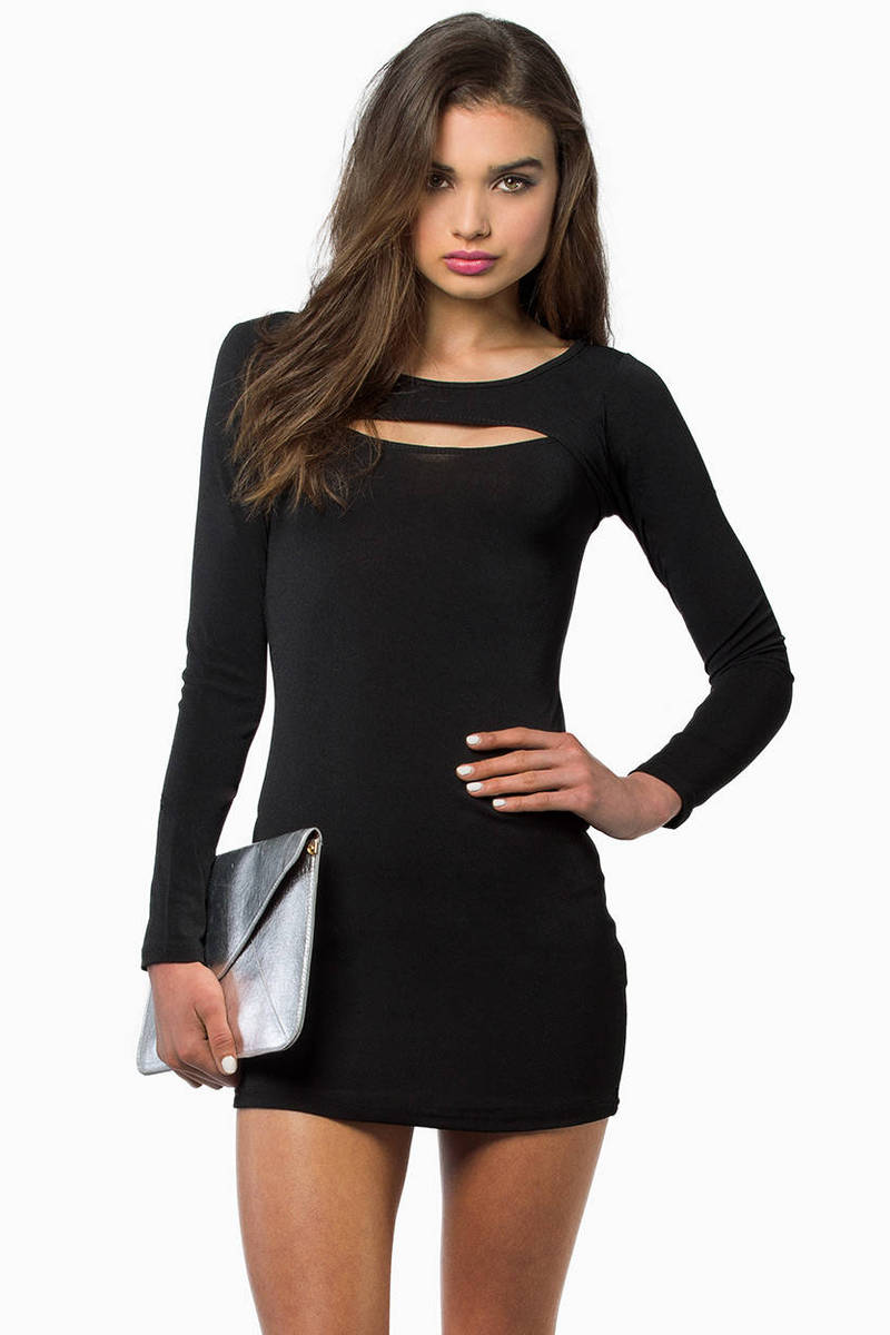 Aria Cut Out Dress
