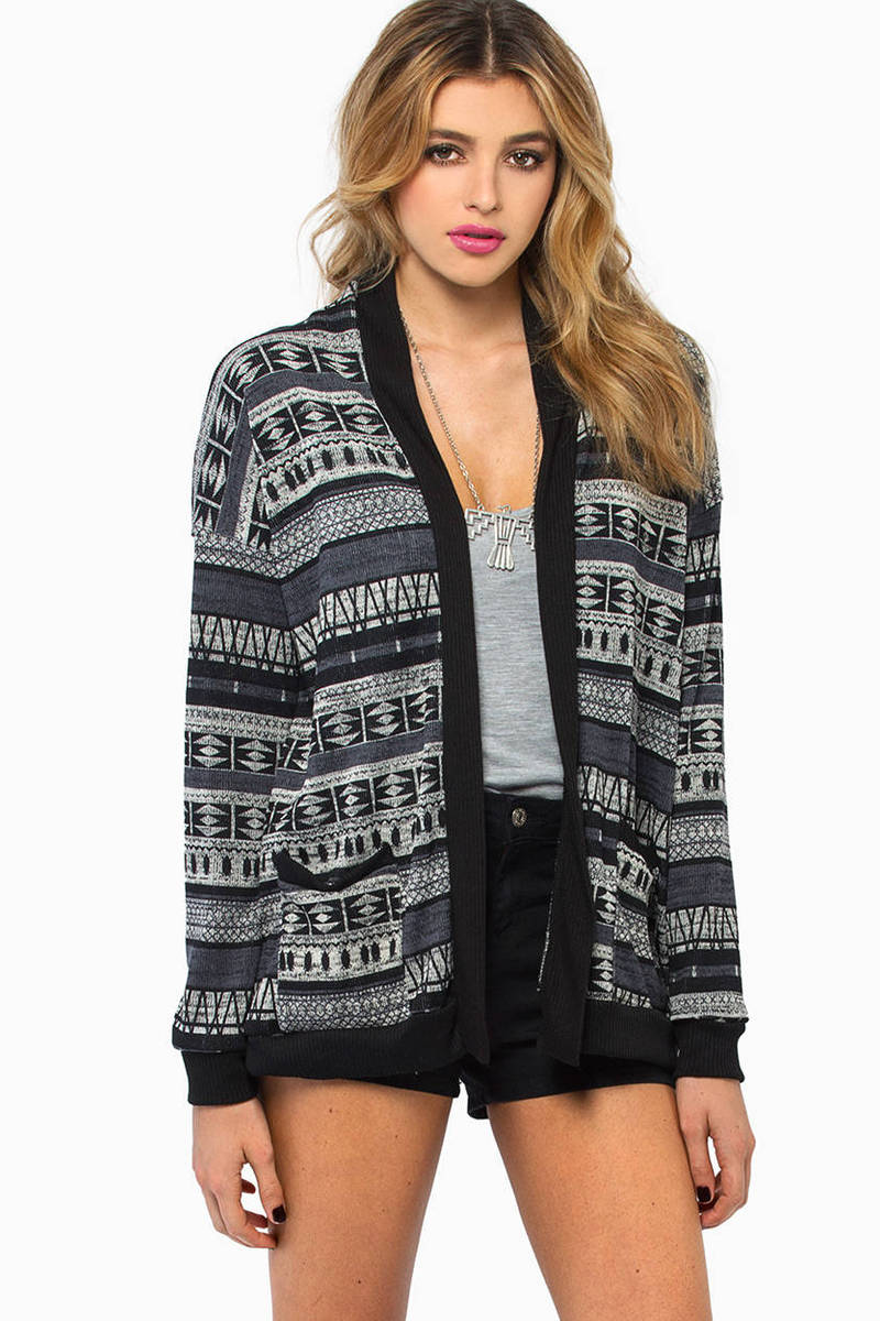 Astoria Open Cardigan