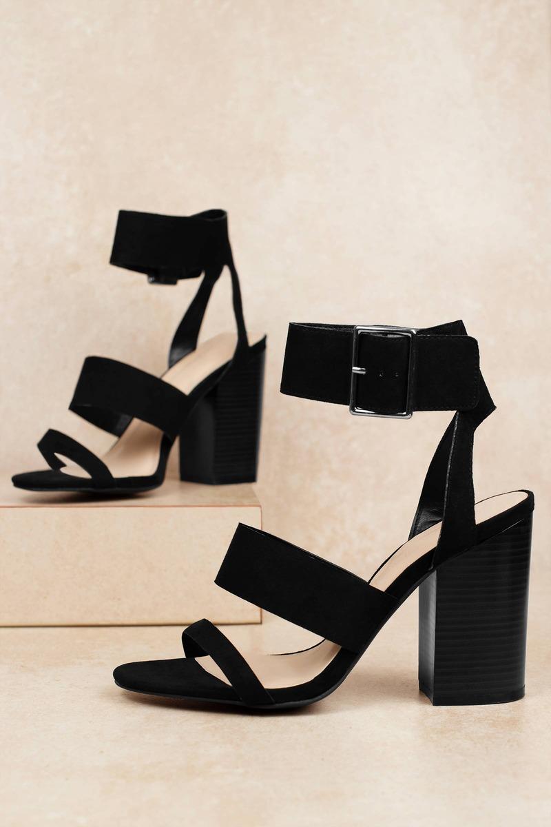 Ava Strappy Heels