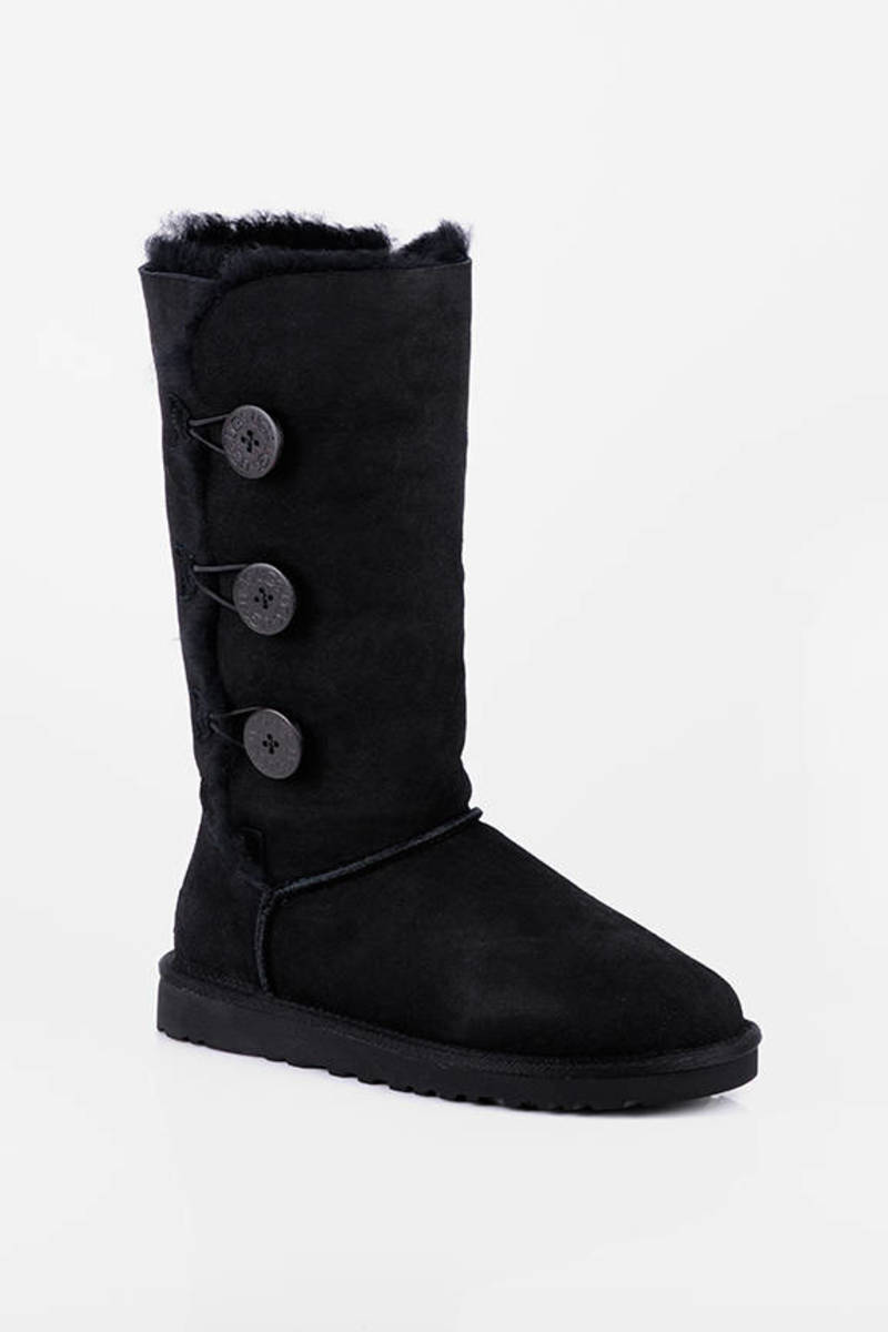 7fe61a9defb Bailey Button Triplet Tall Sheepskin Boots