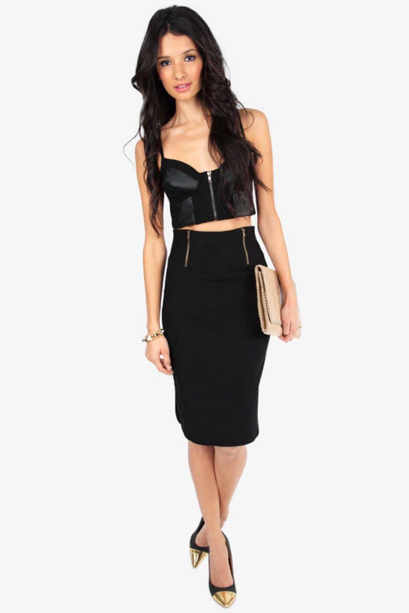 Bazinga Bodycon Skirt