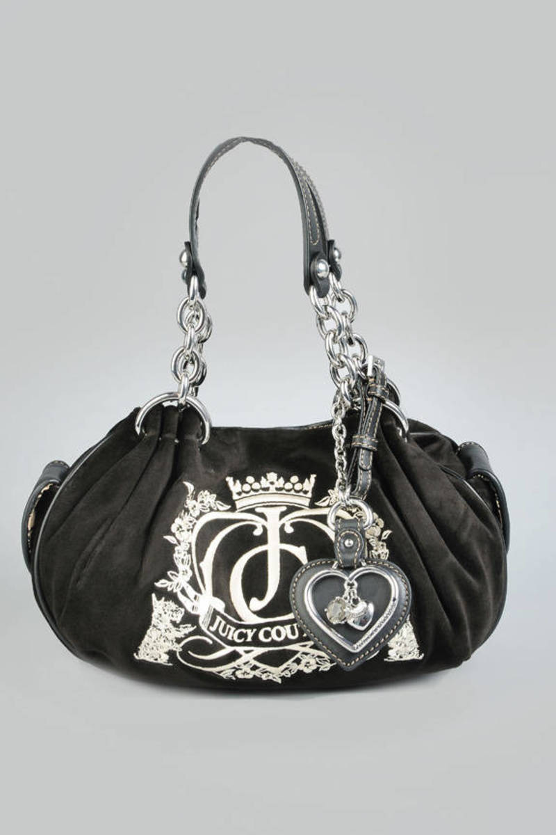 04040c54fd9d Juicy Couture Baby Fluffy Bag