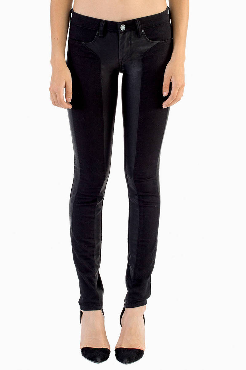Blank NYC Black Hole Skinny Pants