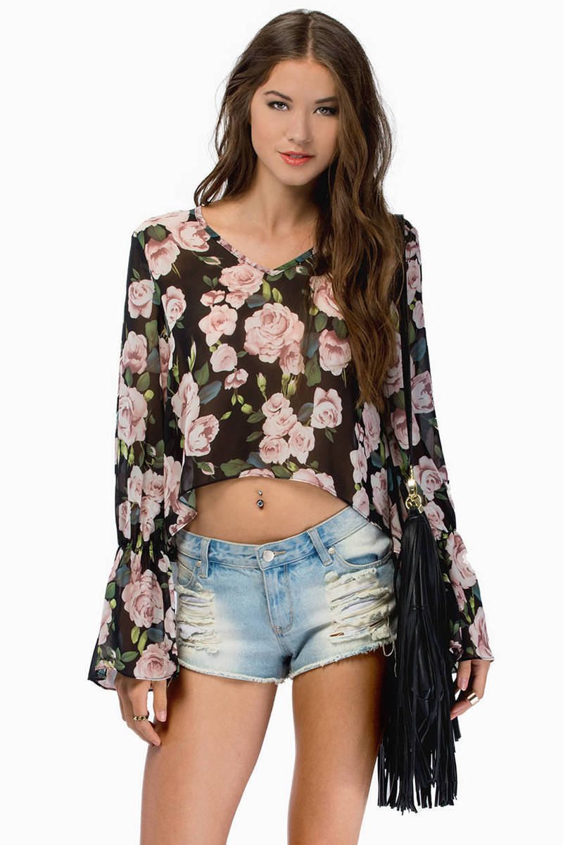 Bluebell Top