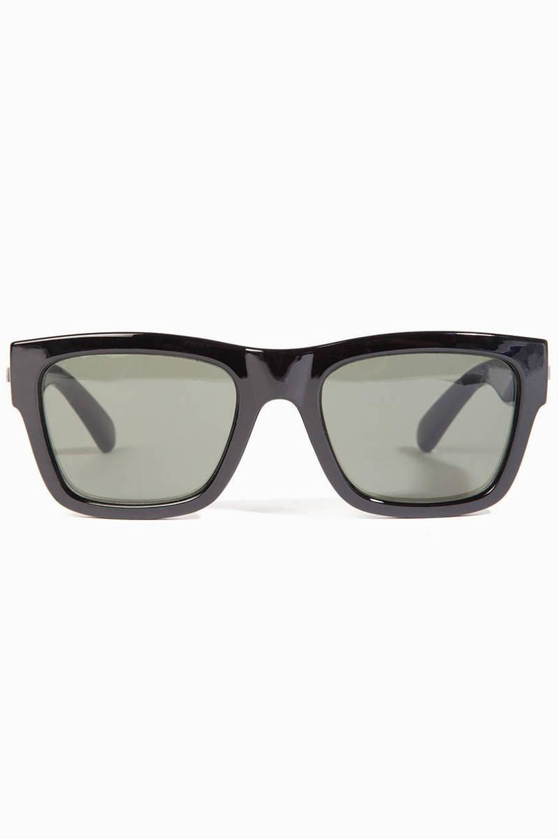 Le Specs Bowie Sunglasses