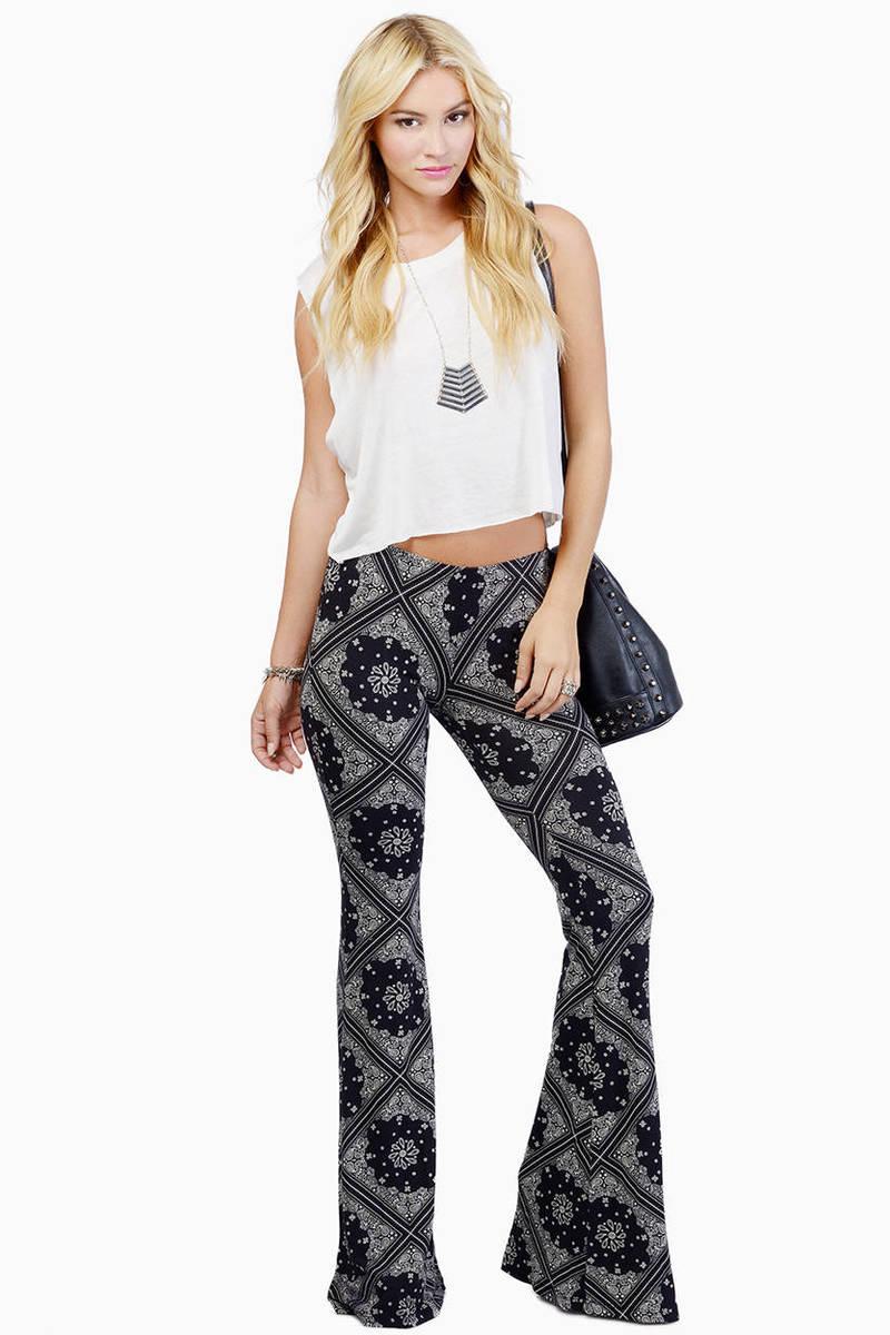 Lira Brandi Bell Pants