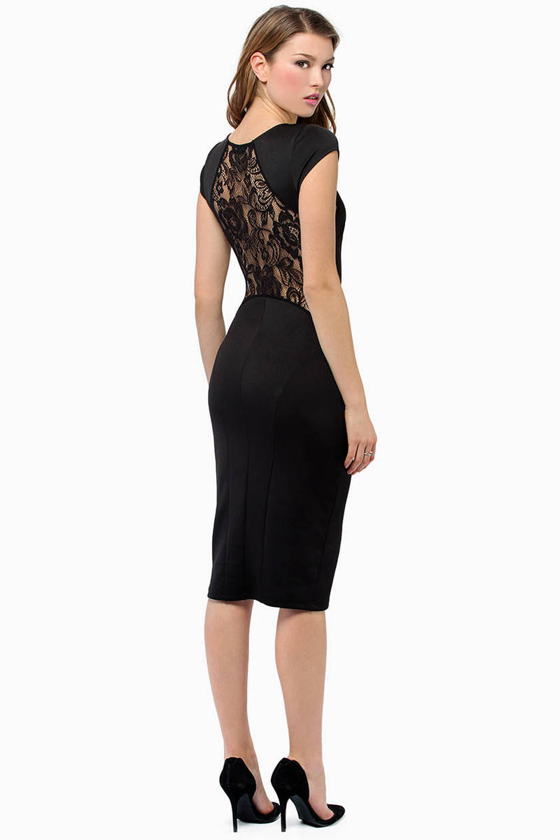 Capitola Bodycon Dress