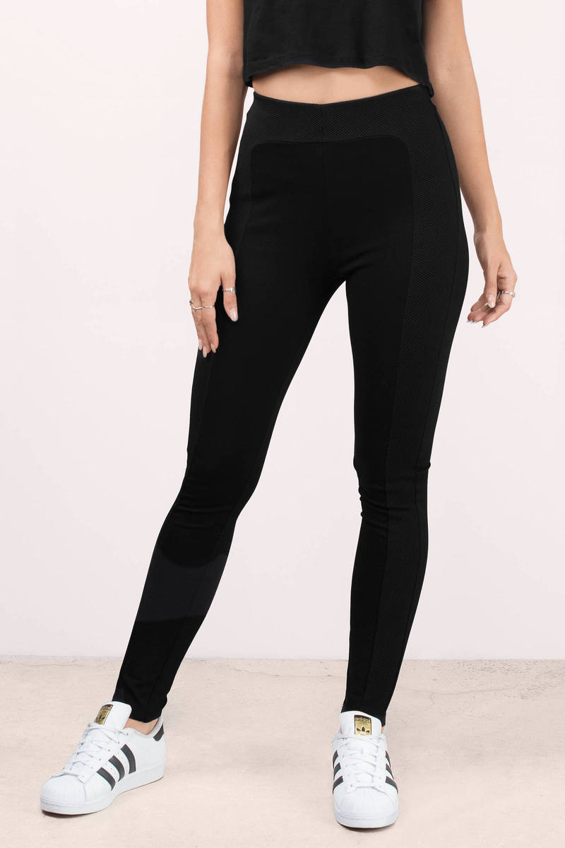 Cassie Black Leggings