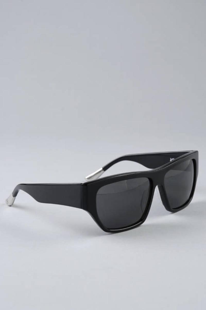 d464bb42cd Black Chait Sunglasses In Black -  126