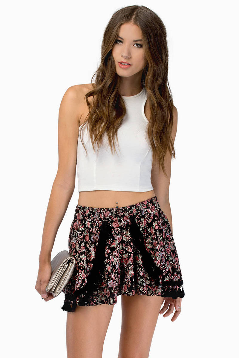 Chrisette Shorts