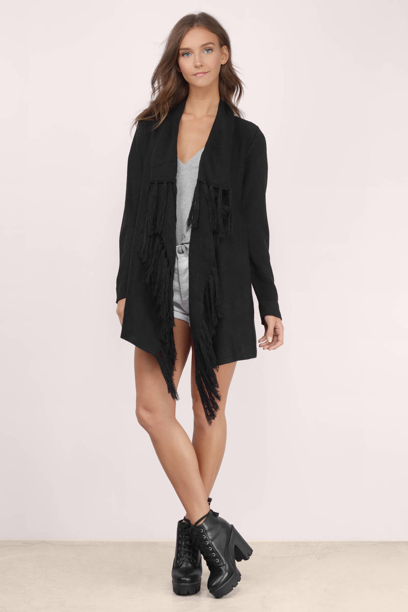 Claudia Black Cardigan