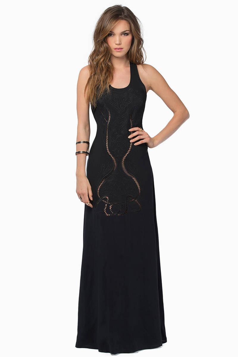 Conquer Maxi Dress