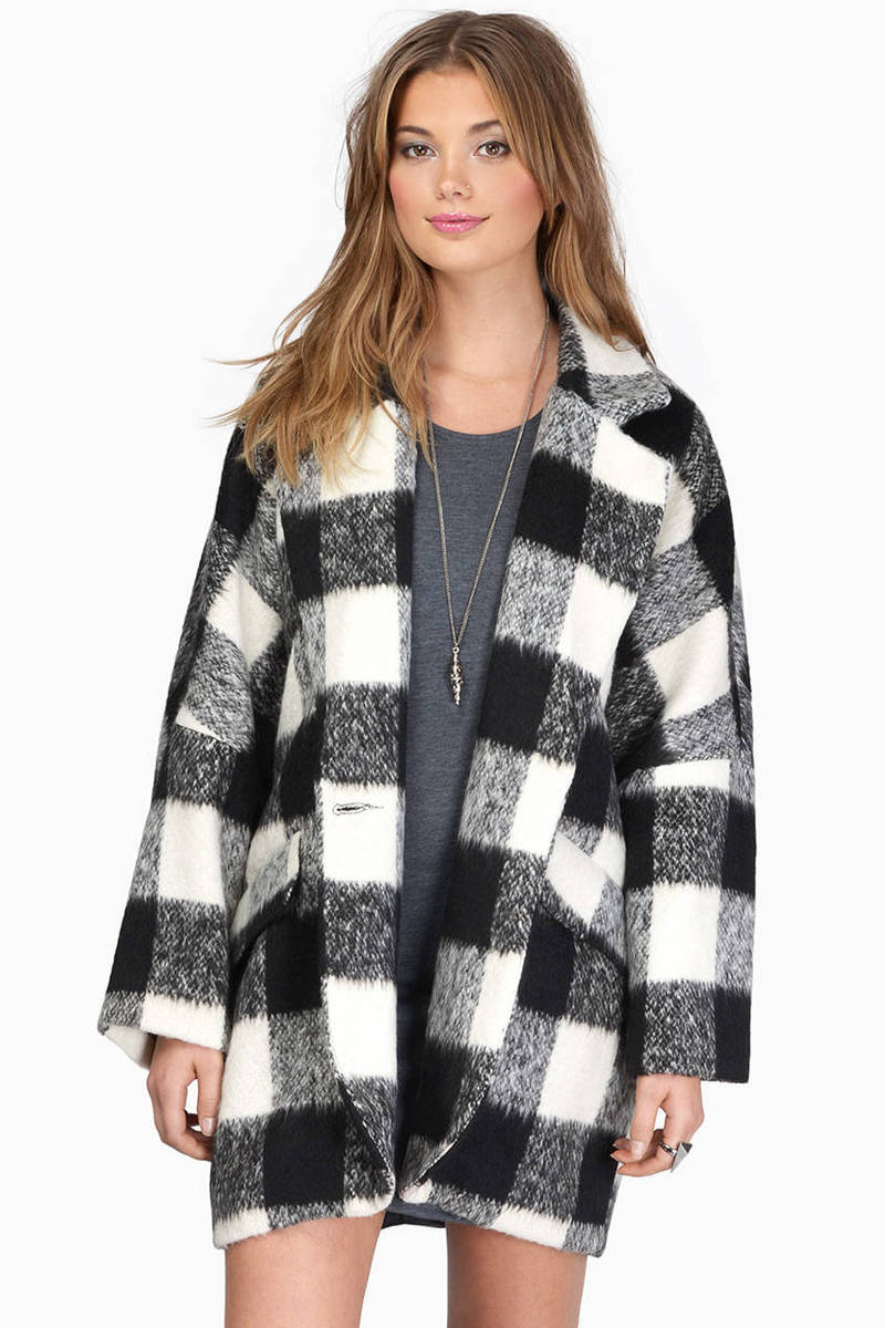 Beulah Buffalo Plains Coat