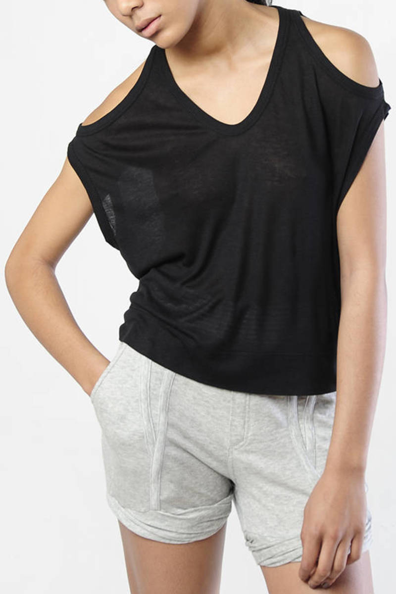 5722d55813b How To Cut An Off The Shoulder Shirt – EDGE Engineering and ...