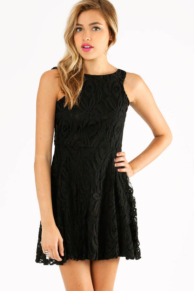 Cutie Pie Lace Dress