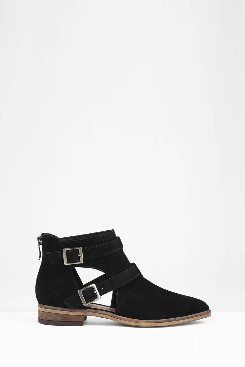 Chinese Laundry Chinese Laundry Dandie Black Ankle Booties