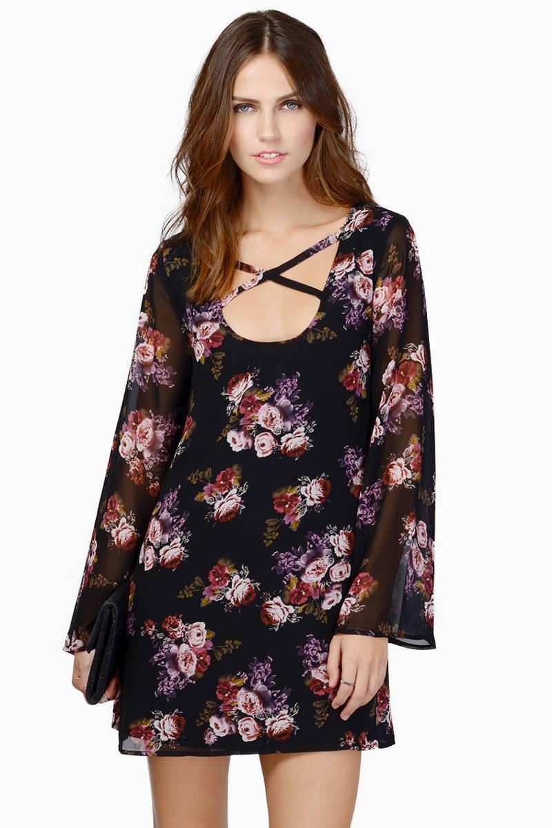 Daydreamer Black Dress