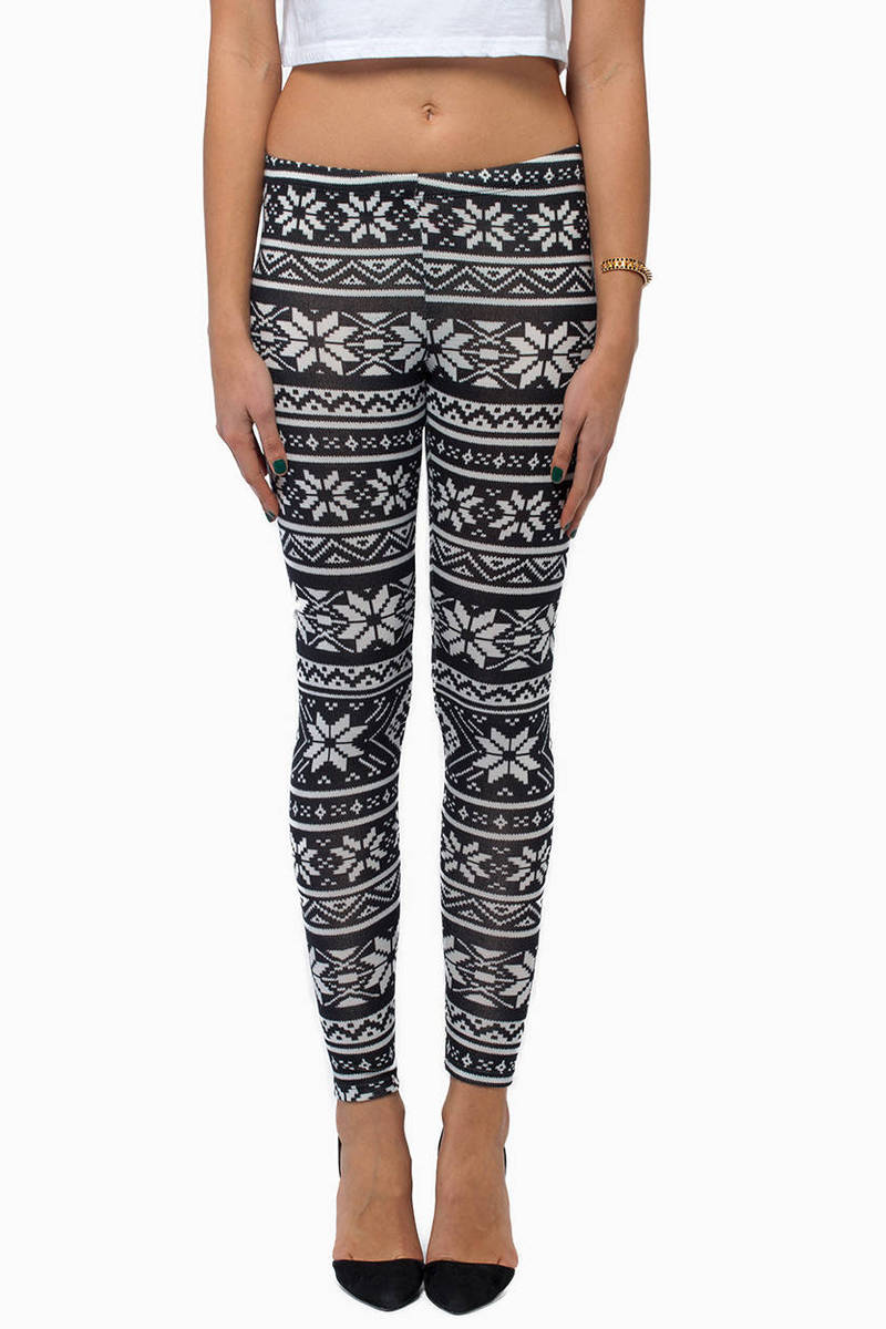 Deck The Halls Leggings