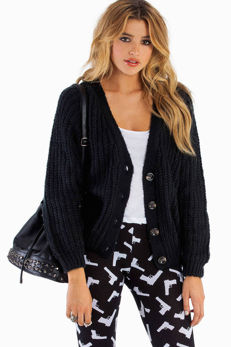 Delight Knit Cardigan
