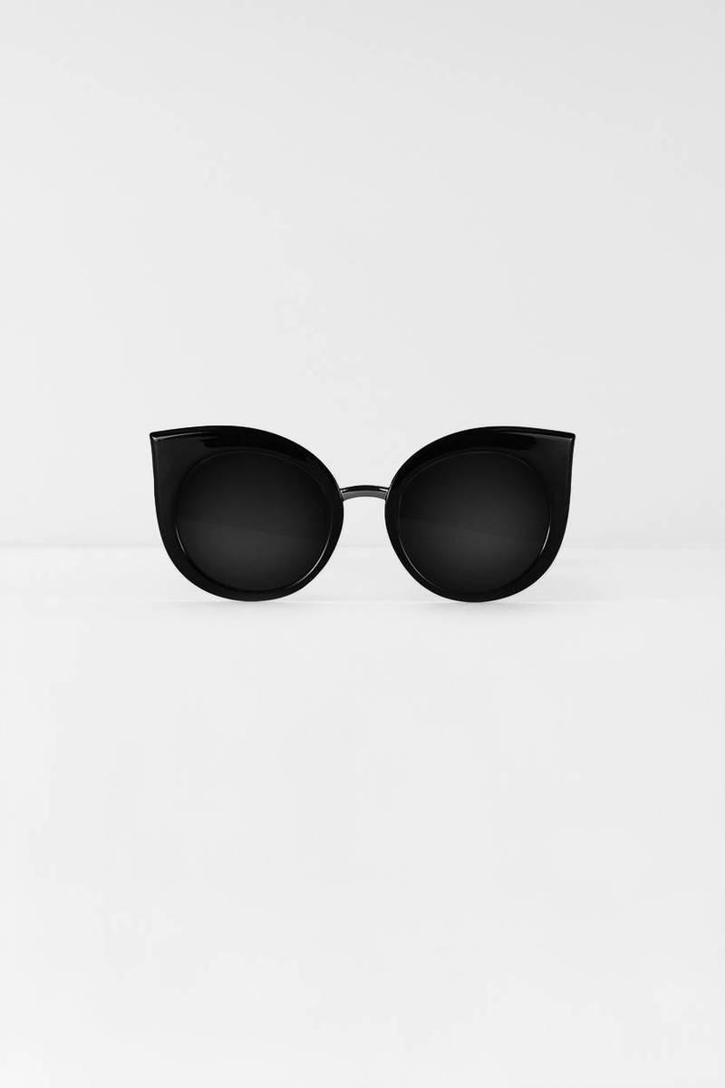QUAY Quay Dream Of Me Nude Sunglasses