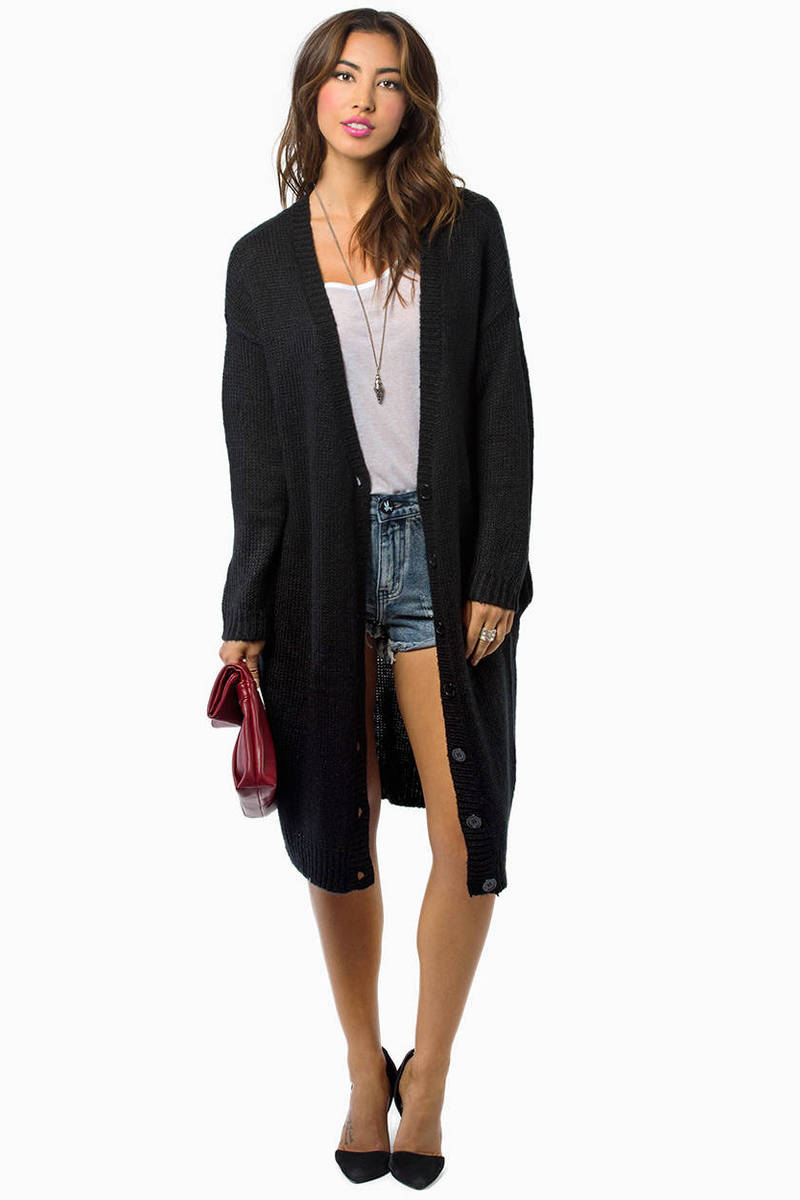 Dusk To Dawn Cardigan
