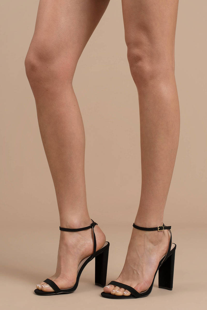 Elsi Strappy Heels