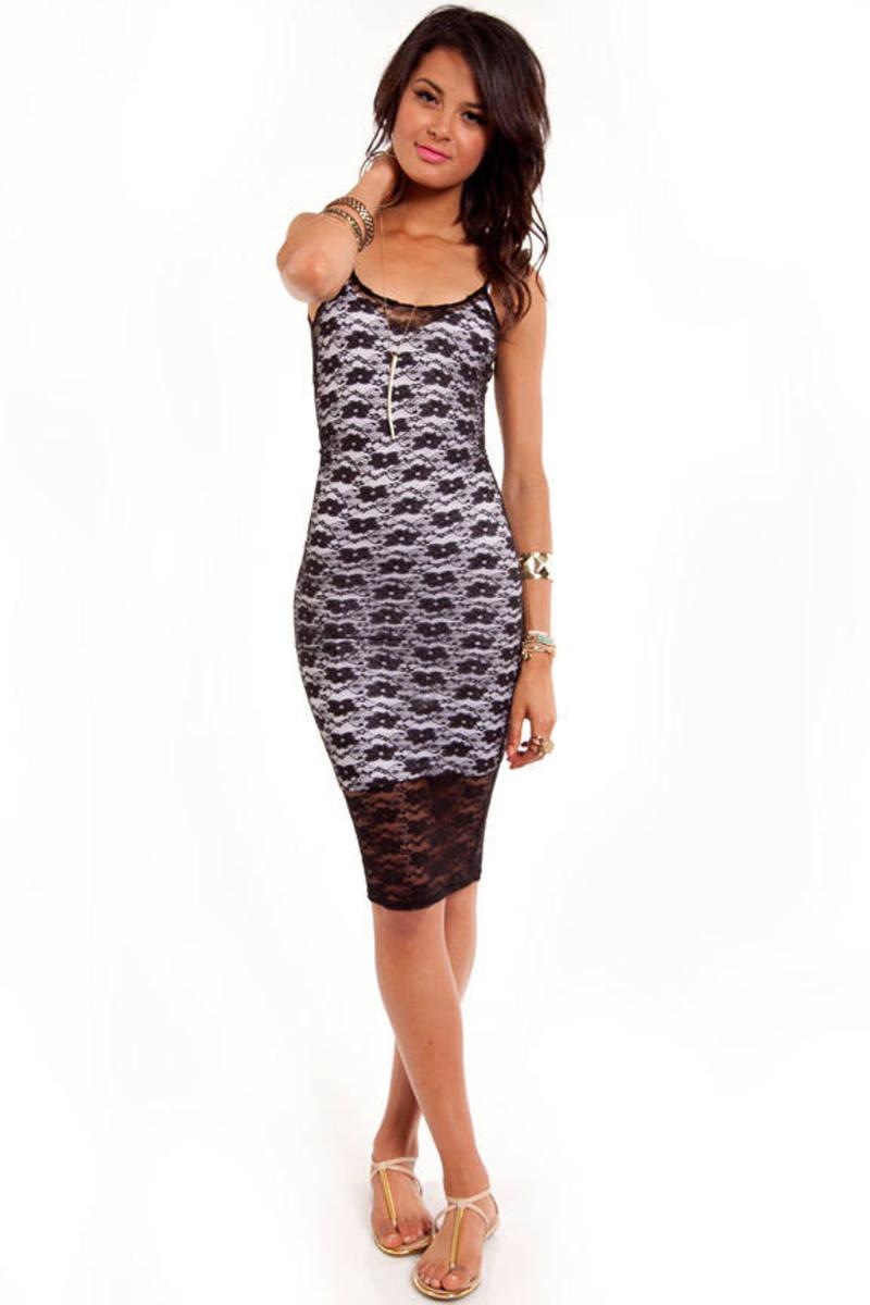 Entourage Lace Dress