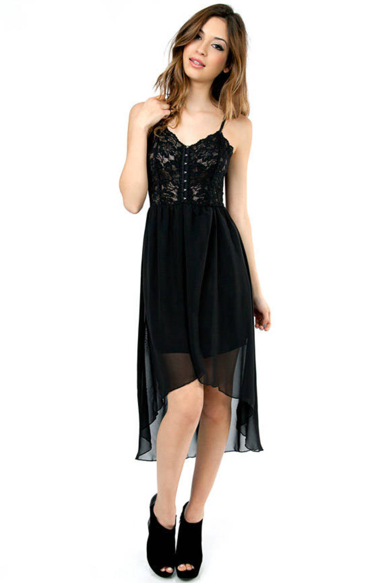Esme Hi-Low Dress