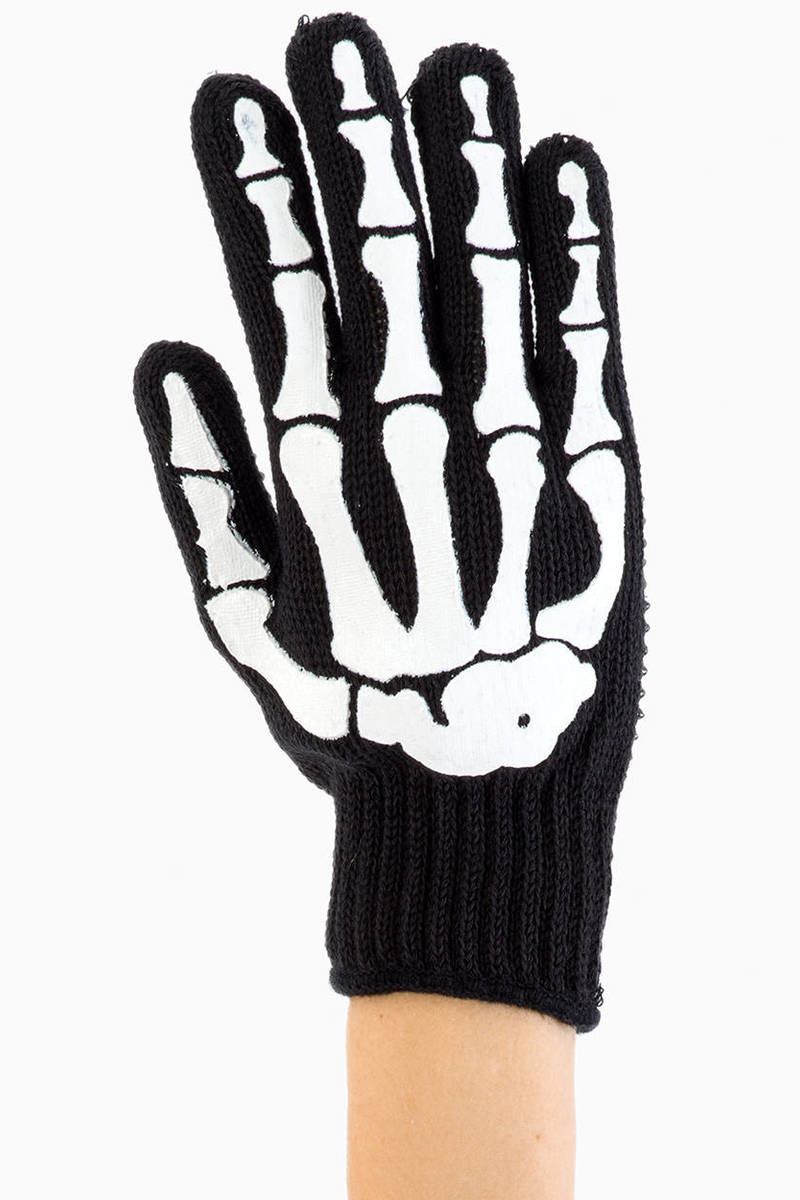 Fingers Full Gloves