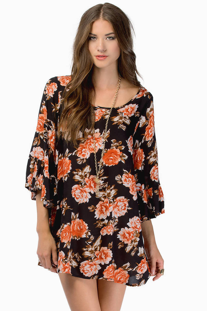 Rosy Outlook Dress