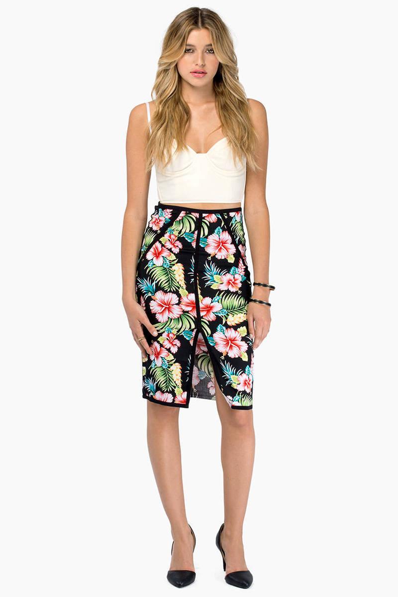 Tropical Paradise Skirt