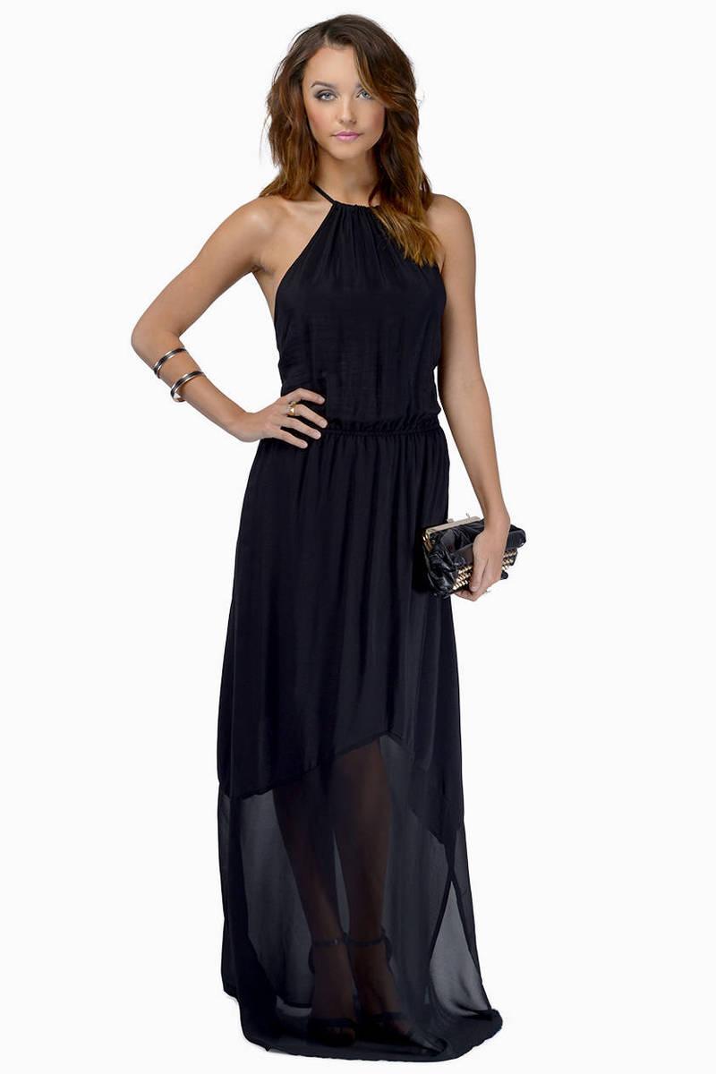 Gemini Maxi Dress
