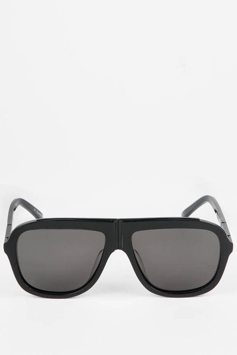 1ee778b37f Black Haedus I Sunglasses In Black -  210