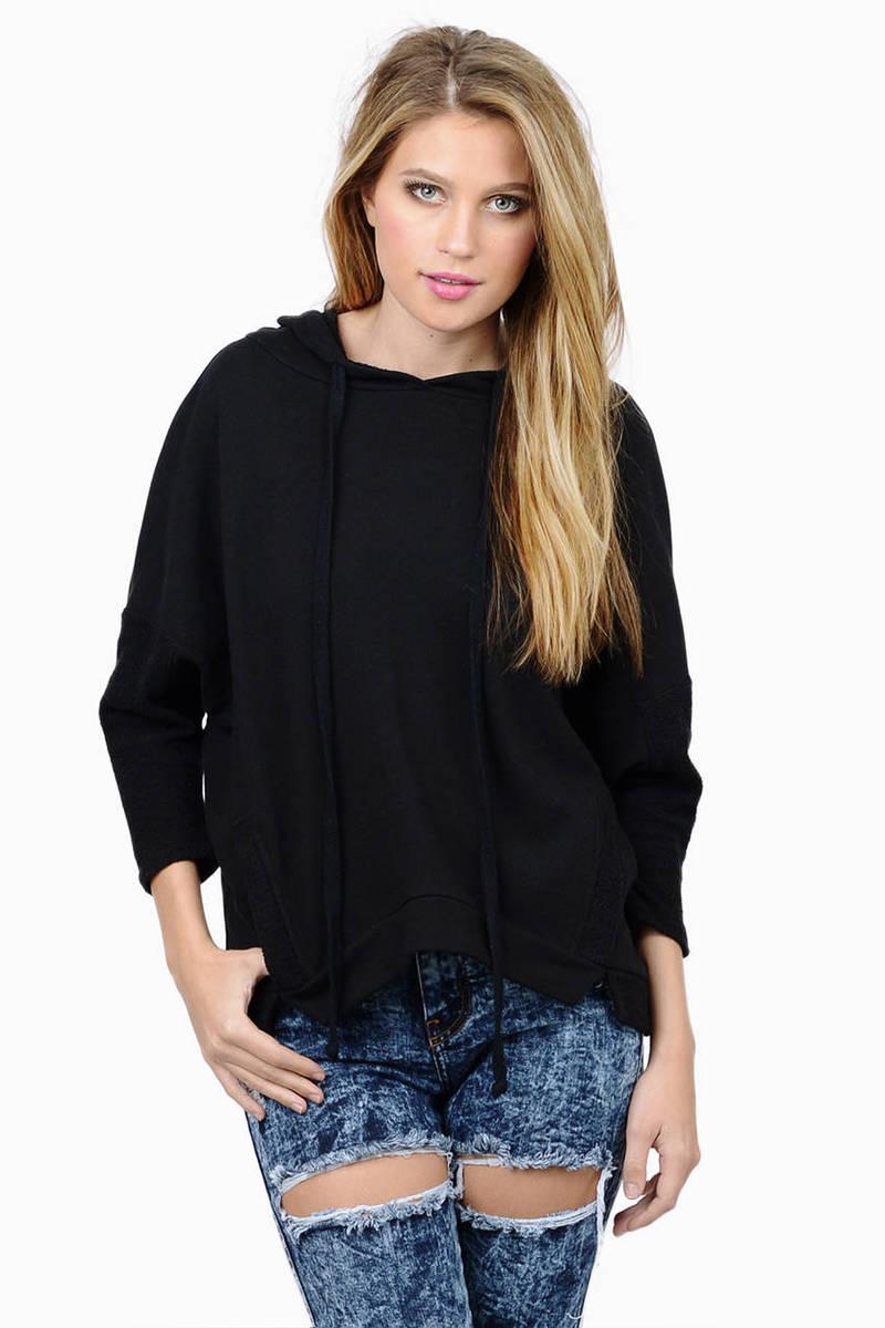 In My Hood Sweatshirt