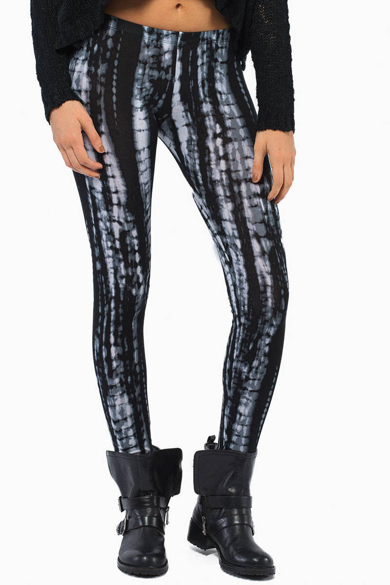 In The Fog Leggings