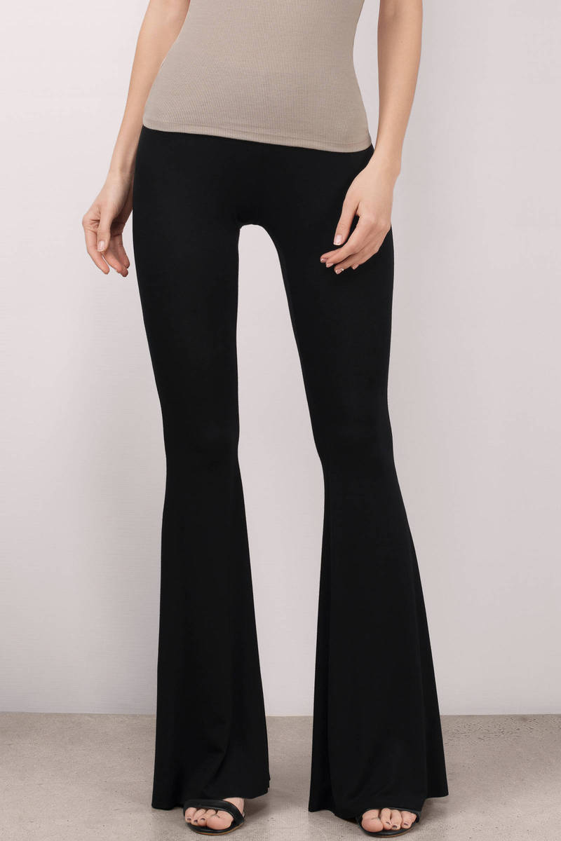 Ivanna Black Pants