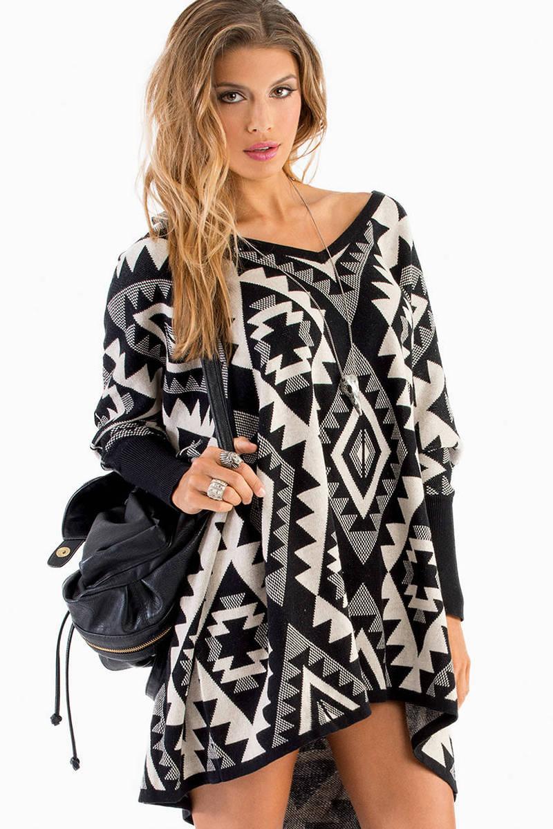 Emmy Emmy Aztec Sweater